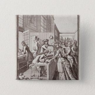 Skatt per person 1709 standard kanpp fyrkantig 5.1 cm