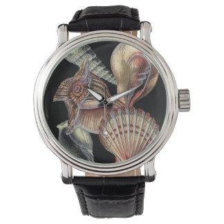 Skatter av havet armbandsur
