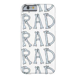 Skelett benar ur fodral för Rad-bärbar datoriPhone Barely There iPhone 6 Skal