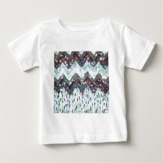 SKEN PÅ målning för konst för vinterkärleksparre Tee Shirts