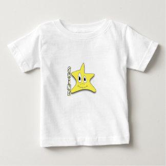 skennågot liknande en stjärna t-shirt