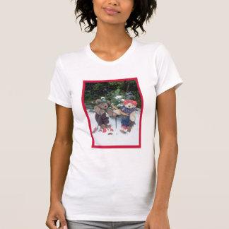 Skida älskare tshirts