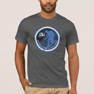 Skida Bruneau Sanddyner T-shirts