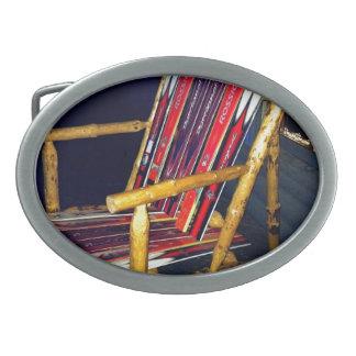 Skida kalla saker för stolen för att göra med gamm