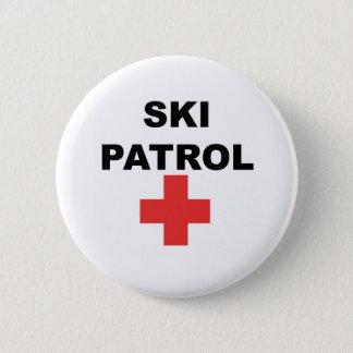Skida patrullen standard knapp rund 5.7 cm