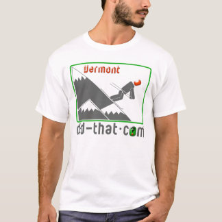 Skida Vermont Tshirts