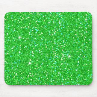 Skina gnistra för glitter mus mattor