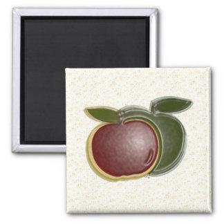 skina magnet för äpplen 3D (specks)