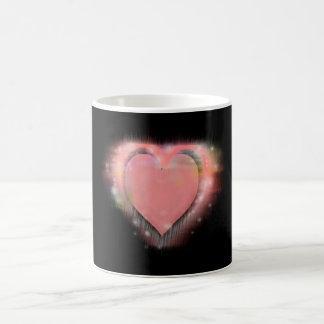 Skina valentin kaffemugg