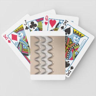 Skina vinkar spelkort