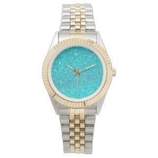 Skins diamanter för färgrikt glitter armbandsur