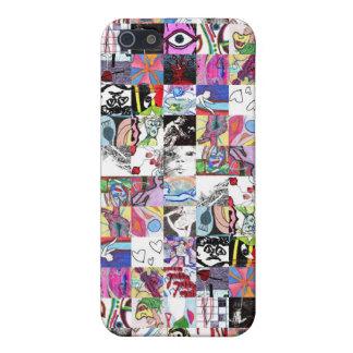 Skissa det CollageIphone 5 fodral iPhone 5 Cases