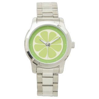 Skiva för citrusfrukt för sommar för armbandsur