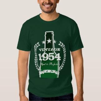 Skjorta 1954 för etikett för tröja