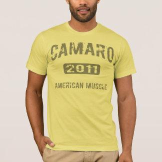Skjorta 2011 för Camaro amerikanmuskel Tee Shirts