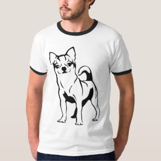 Skjorta - Chihuahua T Shirt