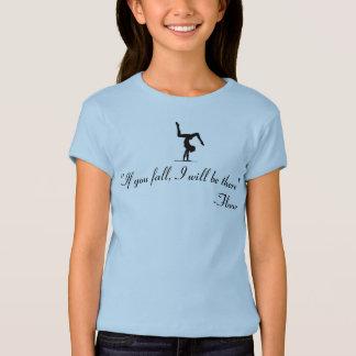 Skjorta för acro för cirkus för tumbling för t shirts