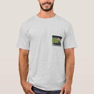 Skjorta för Ariel Atom T med flagga T Shirts