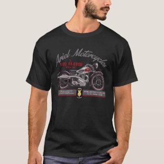Skjorta för Ariel vintagemotorcykel T Tröja