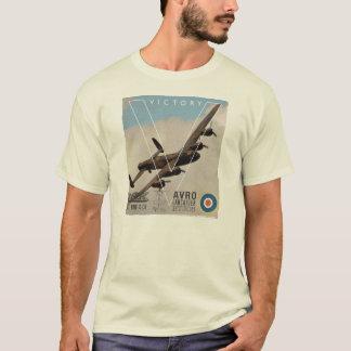 Skjorta för Avro Lancaster WW11 bombplan T Tee Shirts
