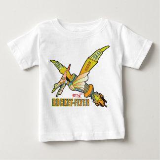 Skjorta för baby för Raket-Reklamblad Tee