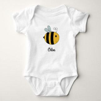 "Skjorta ""för babybi"" baby t-shirts"