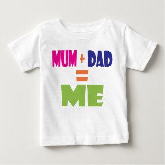 Skjorta för babyMaths T Tee Shirt