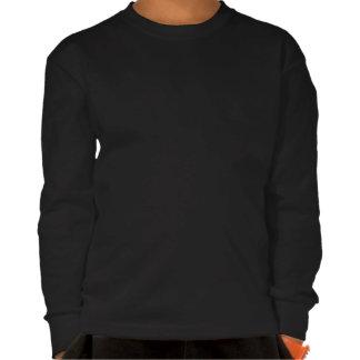 Skjorta för barn för handelsresande för sten- & ru t shirt