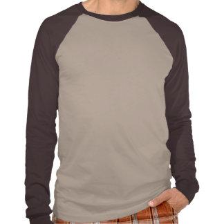 skjorta för baseball för ginormousknoblångärmadsol tröjor
