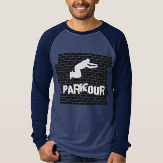 Skjorta för baseball för Parkour idrottsmanskjorta Tröjor