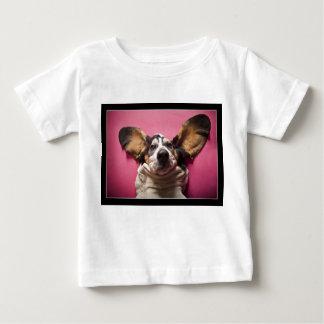 Skjorta för Bassetansiktesmåbarn Tee Shirts