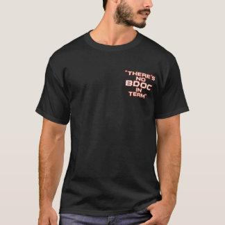 Skjorta för Bdoc lag T Tee Shirts