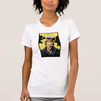 Skjorta för besparingSnowden humorbok Tee Shirt