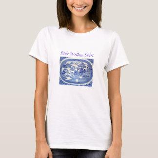 Skjorta för blåttpilutslagsplats - ögonblickminnen tee shirt