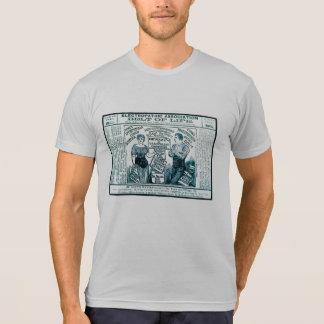 Skjorta för bot för Apothecaryormolja medicinsk T-shirt