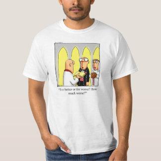 Skjorta för brudgumhumorutslagsplats tröja