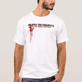 skjorta för Cast för 90 dagbrottslingar Tshirts