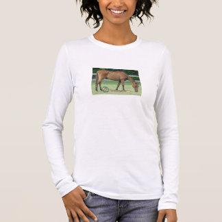 Skjorta för Charlie hästdamer Tee Shirts