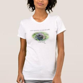 Skjorta för citationstecken T för vänlighet för T Shirt