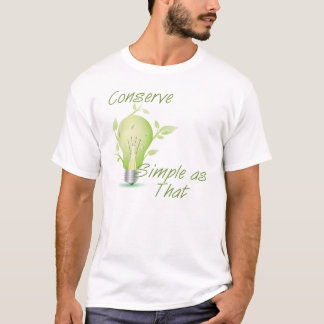 Skjorta för dag för fruktkonservEnrgy jord T Shirt