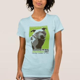 skjorta för dag för groptjurmedvetenhet tröja
