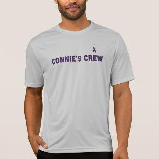 Skjorta för dag för lagConnie tävling Tee Shirts