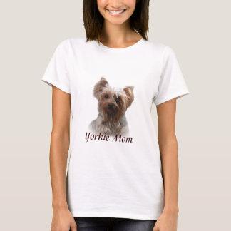 Skjorta för damer för Yorkshire Terrier T Shirts