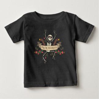 Skjorta för Diameter de los Muertos halloween fest T-shirt