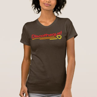 Skjorta för disko T T-shirts