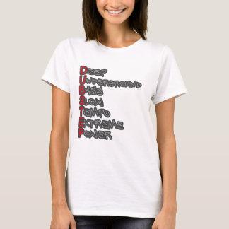 Skjorta för flickor DUBSTEP T Shirt