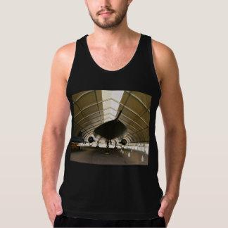Skjorta för flygplanseriemuskel T Tank Top