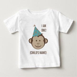 Skjorta för födelsedagapaansikte tee