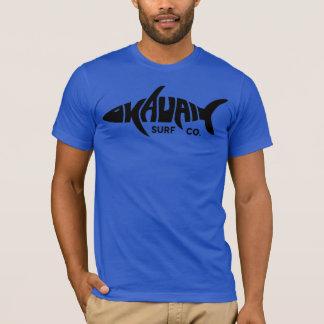 Skjorta för haj för Kauai surfaCo. Tshirts