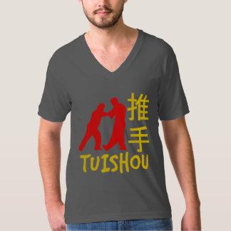 Skjorta för händer för Tai-Chi driftig Tröja
